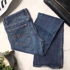 Aeropostale Flair Denim Jeans